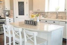 Dream Kitchen & Kitchen Decor / Dream Kitchens and Kitchen Decor