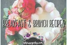 Breakfast & Brunch Recipes / Recipes for breakfast, brunch, and sweets