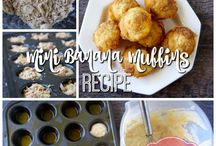 Breakfast for the Kids / breakfast recipes and ideas for kids, healthy breakfast recipes, quick and easy breakfast recipes
