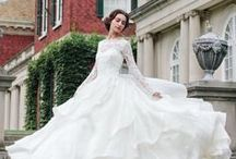 Wedding Dresses / Shopping for the wedding dress is one of the most exciting parts that all brides look forward to and MODwedding wants to be right there with you. From our favorite collections to real brides, check out these gorgeous wedding dresses to serve as an inspiration as you plan for your dream wedding dress!