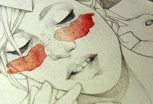 Inspiring Art / Art is my true love! / by Stephanie Monique