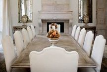 Design & Dining Room / by Marie Agneau