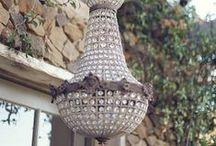 Chandeliers / by Marie Agneau