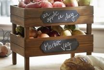 Kitchen Decor Ideas / by Henrietta Welch