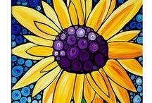 Sunflowers / by Jessyca Garcia