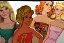 Paper dolls / by Maria Frey Griffin