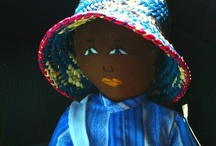 Dolls- Yes! I love them / by Maria Frey Griffin