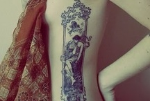 Inspiring Ink / this is where my ideas for the art on my body might be.. / by Dee Herrera
