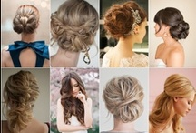 Wedding Hairstyles / MODwedding believes a woman's hair is a symbol of her personality, strength, beauty so it should be no different on her wedding day. From elegant updo's to beach waves, find inspiration from these beautiful wedding hairstyles for your big day. / by MODwedding