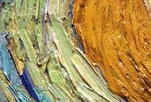 Art / Lo que causa una reacción en mi, lo que me hace sentir, disfrutar, pensar, analizar, cuando disfruto huir... / by Edna Bo™