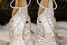 Wedding Shoes / The MODwedding bride looks flawless from head to toe, including her wedding shoes. From real wedding shoes to MODwedding editor's picks, get inspired by these beautiful styles for your big day. / by MODwedding