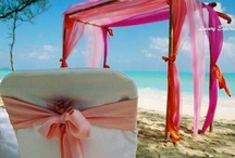 Destination Weddings / From Bora Bora to the Caribbean, couples are choosing to get married away from their hometowns. Take a look at some of the most exotic locations where many are choosing to celebrate their special day. Pin destinations in which you believe to be the most spectacular wedding destination locations.