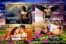 Books by Patricia Puddle / Books written by Patricia Puddle and available on Amazon and Smashwords and other online stores.