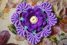 crochet hearts / by Riki Gremmen