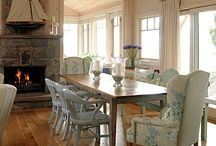 Dining rooms / by Sherrill Colling