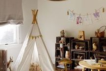 Playroom / In this house of five, a fabulous play space is a must!
