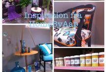 Til vores kreative Danske venner fra Annie Sloan products including Chalk Paint™ / Chalk Paint™ effektmaling af Annie Sloan, forhandles i Danmark af Cinteriors.dk, hos os kan du finde alle Annie Sloans produkter  og her kan du også deltage vore meget populere kursus i maleteknikker til møbler med Chalk Paint™