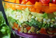 Veggies & Salads / by Sherrill Colling