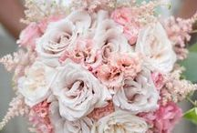 Wedding Bouquets / A bride's wedding bouquet truly speaks to her style. Her favorite flowers, colors and style all get included in this stunning wedding accessory. Get inspired by these beautiful wedding bouquets from MODwedding brides!