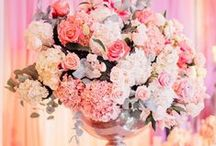 Wedding Centerpiece Ideas / Your wedding decor is the perfect way to express your style as a couple. Get inspiration from these wedding centerpiece ideas to see what color palette, style and designs speak to you.