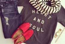 Fashion / Just pictures of cool clothes. Something you will probably see a lot of.