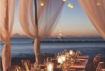 Beach Wedding Ideas / Thinking of getting married by the water? These beach wedding ideas will inspire you with everything from dresses to stationery to decor.  / by MODwedding