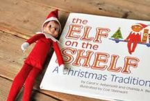 Elf on the shelf  / by Ashes
