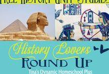 Home School Unit Studies / Unit Study ideas for homeschoolers Visit me at http://www.renaissancemama.com!