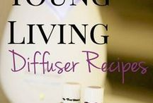 Diffuse It / Essential Oils Aromatherapy - Diffuser recipes and other ways to make your house smell great and improve your mood!
