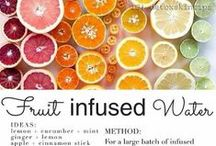 Infuse and Hydrate / Fruit #Infused Water Visit me at http://www.renaissancemama.com!
