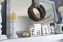 i like autumn / Get the best crafts for fall.