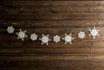 Christmas Time - Winter / by Hannah Hervey