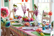 Events - Party Inspiration & Ideas / by Jessica Duff