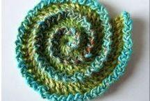 knitting and crochet / by Badass Knitting