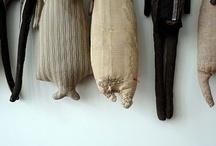doll / plush art / by heather mcgibbon