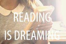 Books / Books I want to read,Books I already read, and stuff about books.