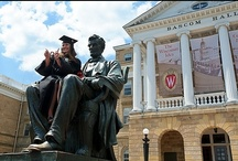Amazing Graduates / Whether it's discovering a new vitamin, winning a Nobel Prize and pretty much anything else under the sun, UW-Madison grads have done it.  / by University of Wisconsin-Madison