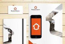 Branding & Identity / #logo #identity #branding #business cards #layout #design #stationery