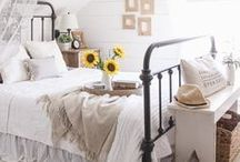 Bedroom ideas / Beautiful bedrooms and master bedrooms. Inspiration for the now and the future.