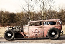Hot rods and things. .. / by Lyndsey Wideman