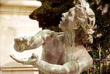 Sensational Statues / Okay... so I have a weakness for statues.  Especially ones for the garden.  Can anyone have too many?