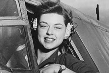 WASP (Women Airforce Service Pilots) / by Hazel'sBeverageWorld