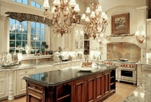 kitchens I love! / by Laurie Stone