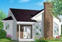 Small house / Plans to build small houses.