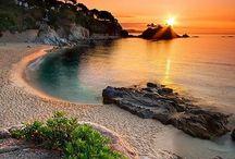 GaMs Chasing SunSet / Enjoy the beauty of SunSet..