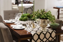 table settings! / by Laurie Stone