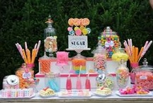 candy table!! / by Laurie Stone