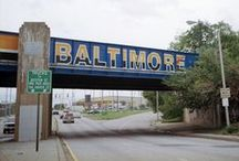 Baltimore / by cat hall