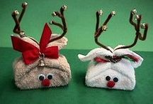 Holiday decor.... / by Laurie Stone