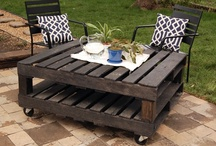 Outdoor Living Spaces / by Wheaton World Wide Moving